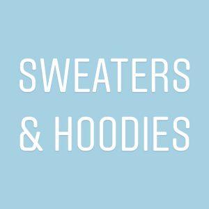 Sweaters/hoodies (stel zelf samen)