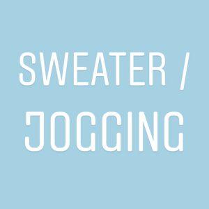 Sweater/jogging