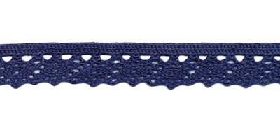 Kant donker blauw 11mm