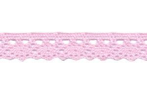 Kant licht roze 11mm