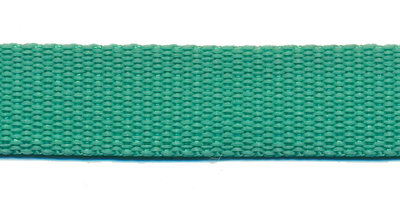 Tassenband 20mm mintgroen