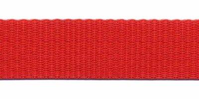 Tassenband 20mm rood