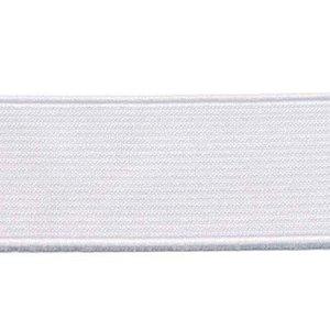 Wit elastiek 30mm