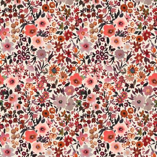 Aquarelle Fleurs tricot Poppy Design