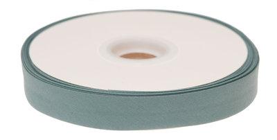 Groengrijs (#54) gevouwen biaisband 20 mm