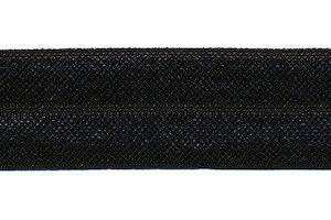 Elastisch Biaisband 20mm Zwart