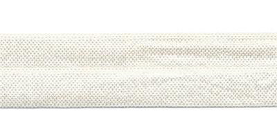 Elastisch Biaisband 20mm creme/ivoor