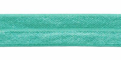 Elastisch Biaisband 20mm mintgroen