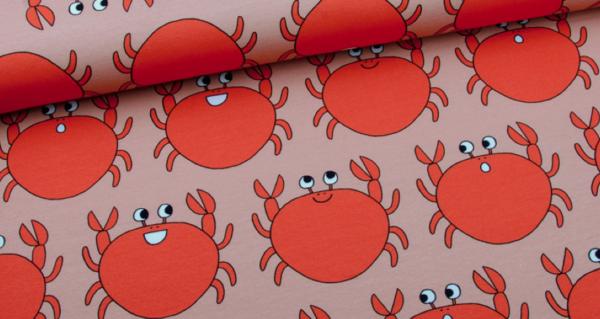 Eva Mouton French Terry Crab