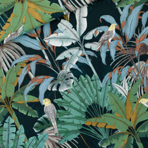 See You At Six Jungle Katoen Canvas Gabardine Twill