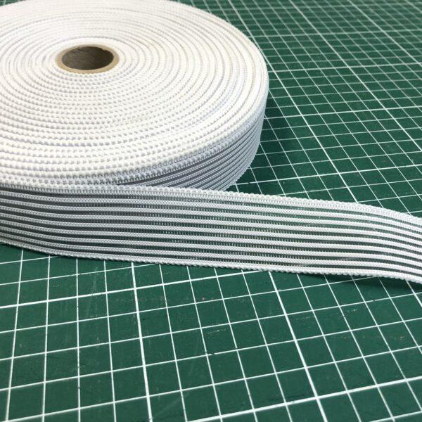 Rimpelband elastiek 30mm